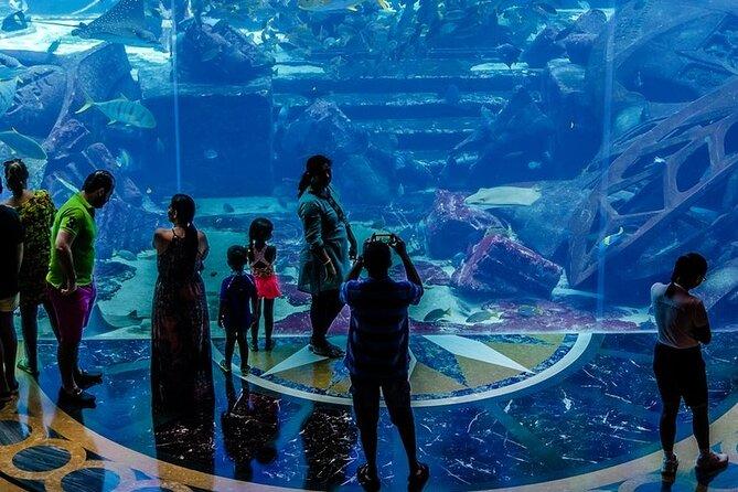 Dubai Lost Chambers Aquarium Ticket ( E-Ticket )