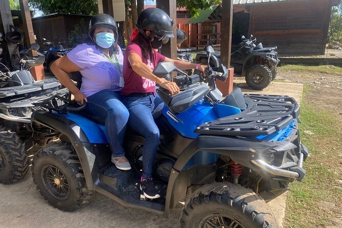 ATV Double Country Side (Driver & Passenger)
