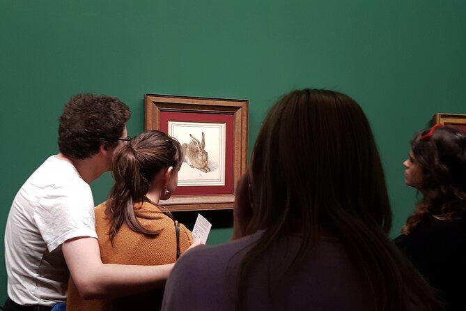 The Big Albertina Art Tour: from Albrecht Dürer to Gerhard Richter