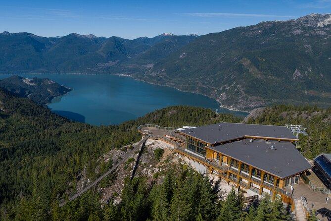 Highlights of the Sea to Sky Highway