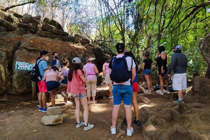 Grottos Tour