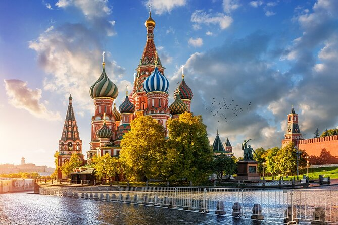 6-Day Small Group Tour: Highlights of Russia (Moscow and St Petersburg)