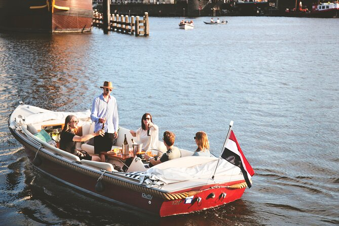 Private Amsterdam Canal Cruise - Exclusive Boat