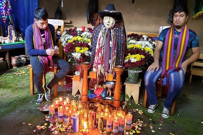 Three Mayan Villages Tour of Lake Atitlan, leave from Antigua