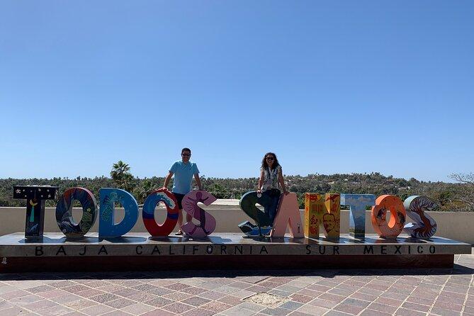 Half-Day Tour in Todos Santos from San José del Cabo