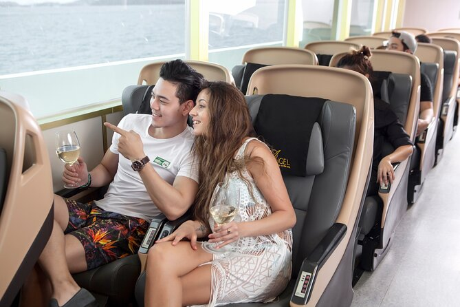 Cruise Transfer with between Phuket and Phi Phi Island