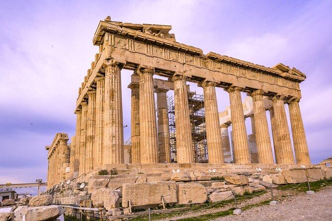 Visita turística privada de día completo a Atenas