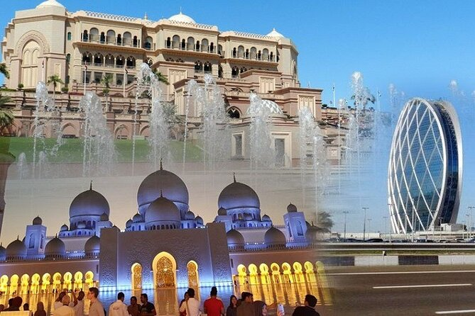 Full-Day Abu Dhabi City Guided Tour From Dubai