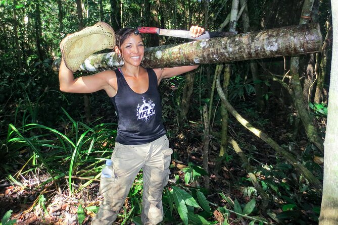 3-Day Amazon Survival Program from Iquitos
