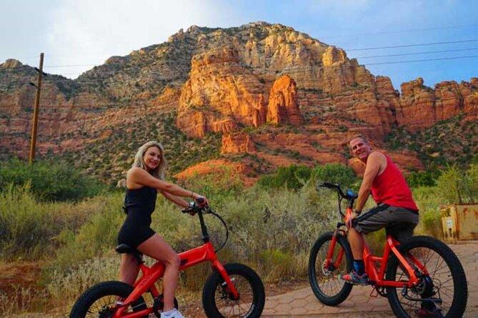 EZRider Sedona Self Guided E Bike Tour