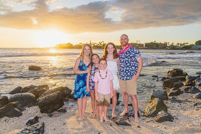 Private 25-Minute Photo Session in Kailua-Kona