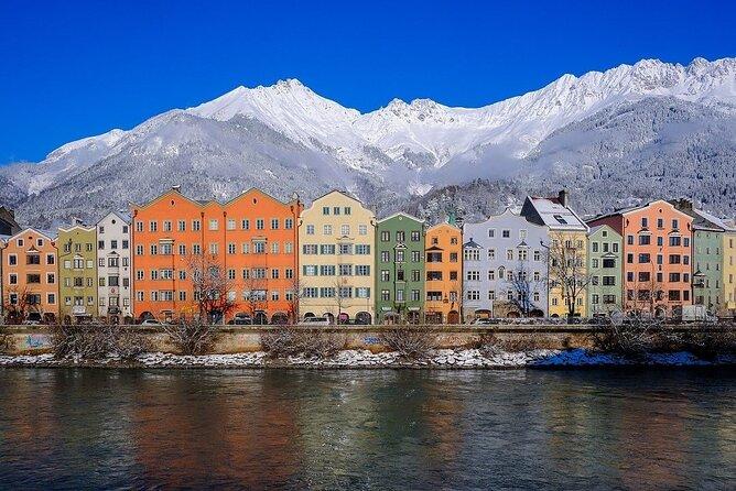 Fun & mobile puzzle rally tour through Innsbruck