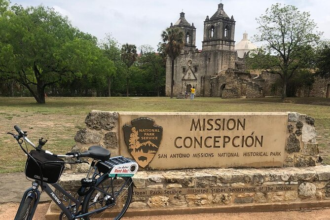 Self-guided Electric Bike Mission Tour