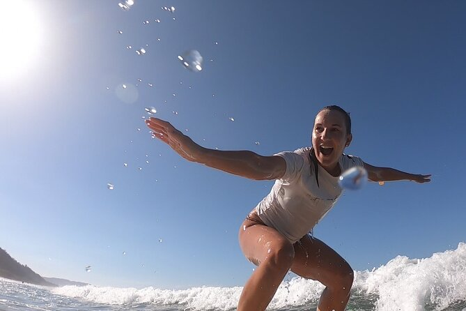 Go big or go home! Surf lessons, Santa Teresa, Costa Rica