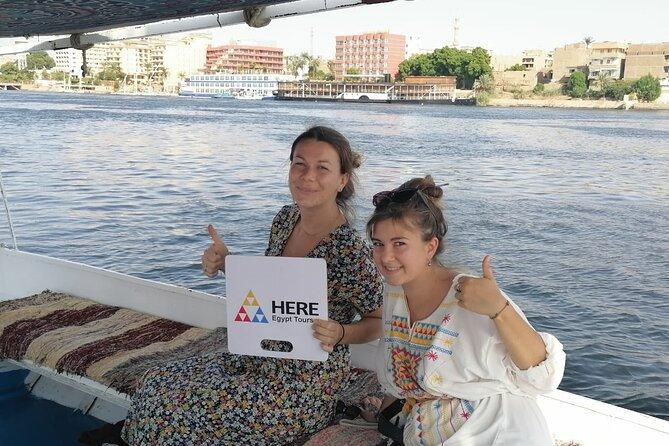 Enjoy Hot Air Balloon, Kings Valley, Sailing Felucca,City tour & Camel Ride