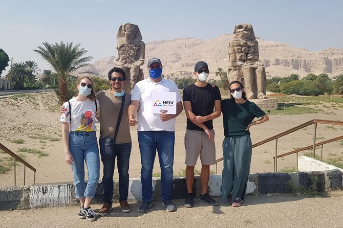 Amazing Luxor hot air balloon and tour to valley of the kings.Special offer
