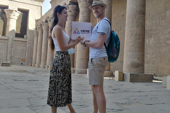 Amazing 4-Days Luxor,Aswan,,Felucca ride,balloon&Abu Simbel from Cairo by plane
