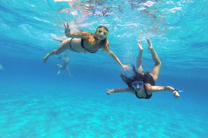 Ibiza Sunset Snorkeling Beach and Cave Cruise Tour
