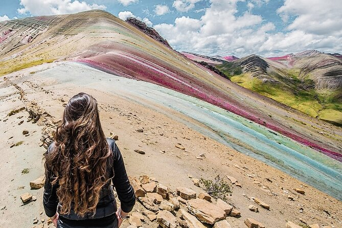 Rainbow Mountains of Palccoyo (Day Trip)