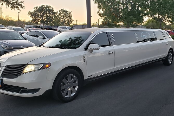 Private Transfer from Las Vegas Airport to Strip or Downtown