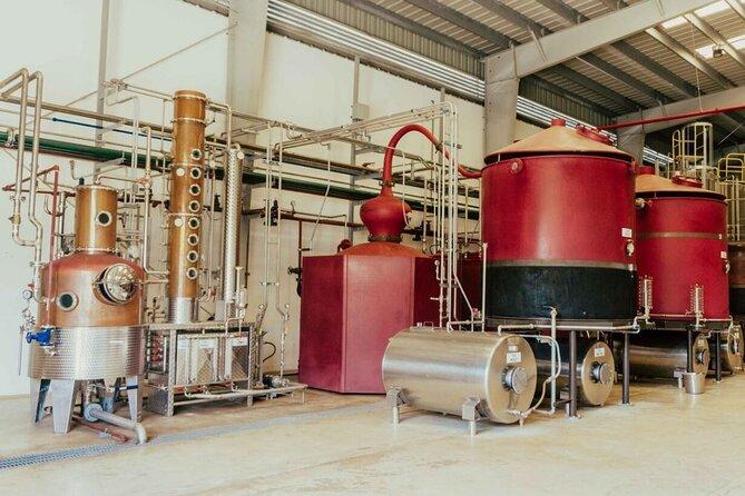 Local Puerto Rican Rum Distillery Tour - Ron Pepon