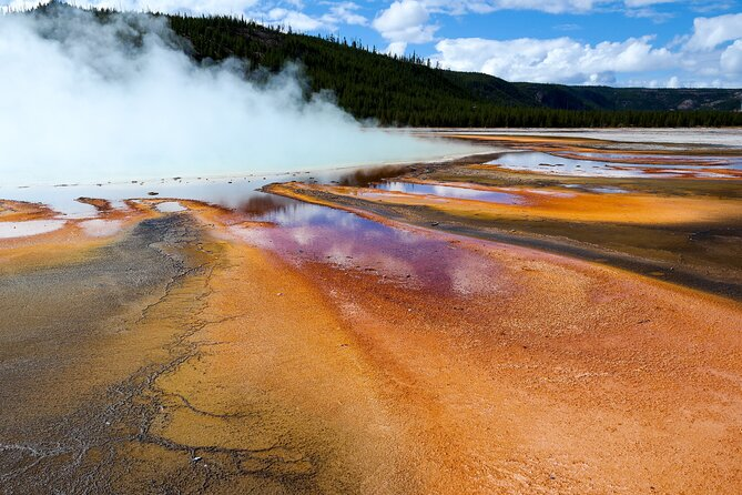 3-Day Yellowstone National Park Tour from Salt Lake City