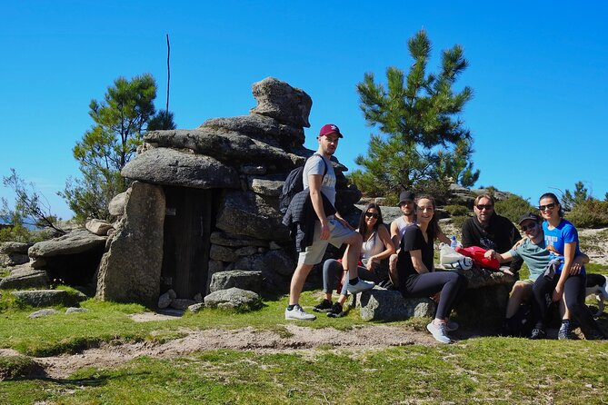 Private Tour of the Natural Waterfalls and Lagoons of Gerês