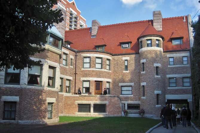 2-Hour Haunted History Chicago Night Tour