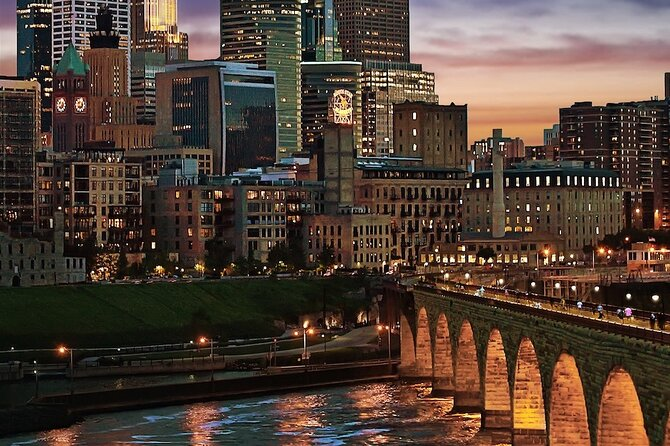 Minneapolis River Walk: A Self-Guided Audio Tour
