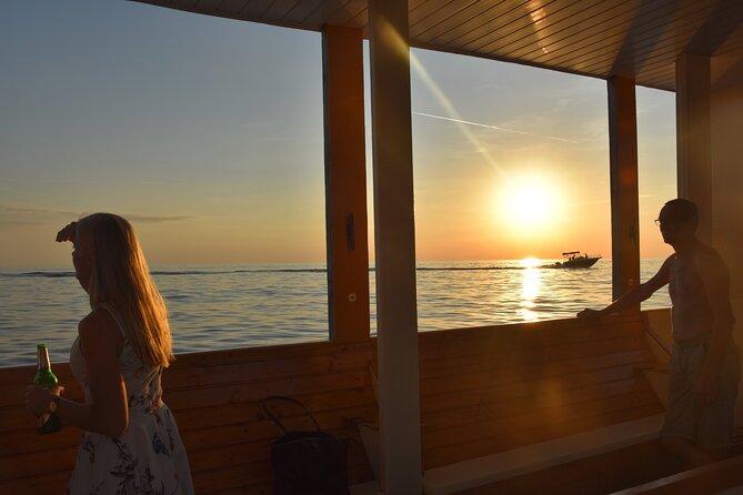 Dolphin safari - Sunset cruise