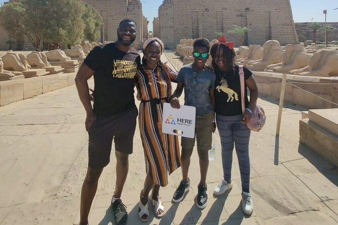 Shore Excursion - Enjoy Luxor one day tour from Safaga Port