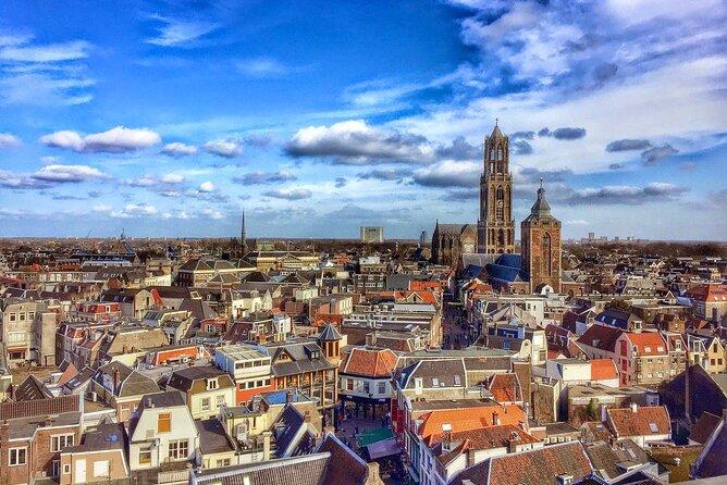 Utrecht Small Public Walking Tour