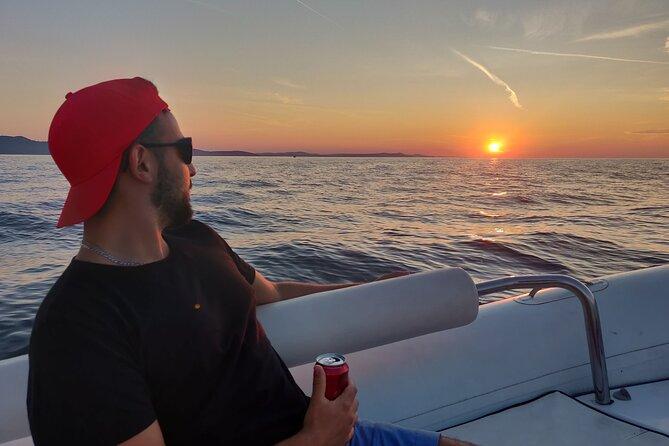 Private Sunset Tour across Zadar shoreline