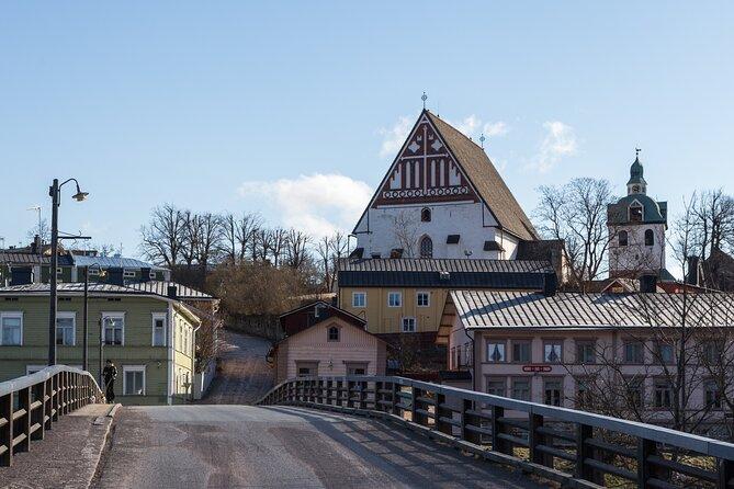 Small Group Tour around Helsinki and Porvoo