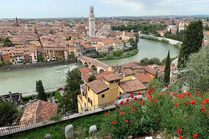 Verona Highlights Small-Group Bike Tour