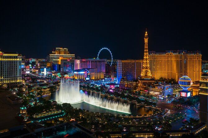 Shadows of Sin City - Walking Ghost Tour in Las Vegas