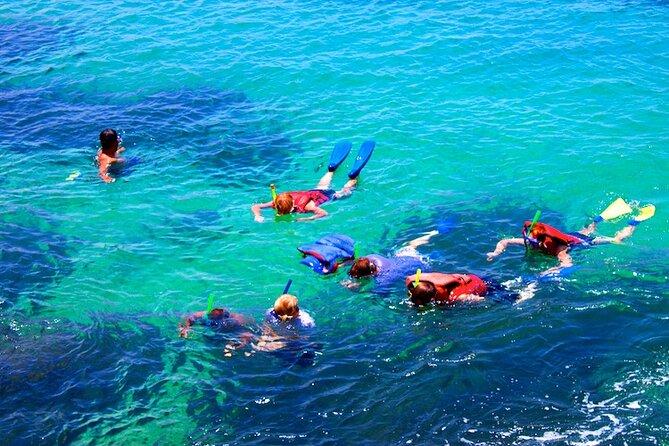 Huatulco snorkel express