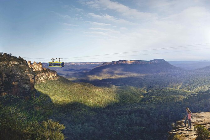 Blue Mountains Group-Tour Hike/Zoo from Sydney