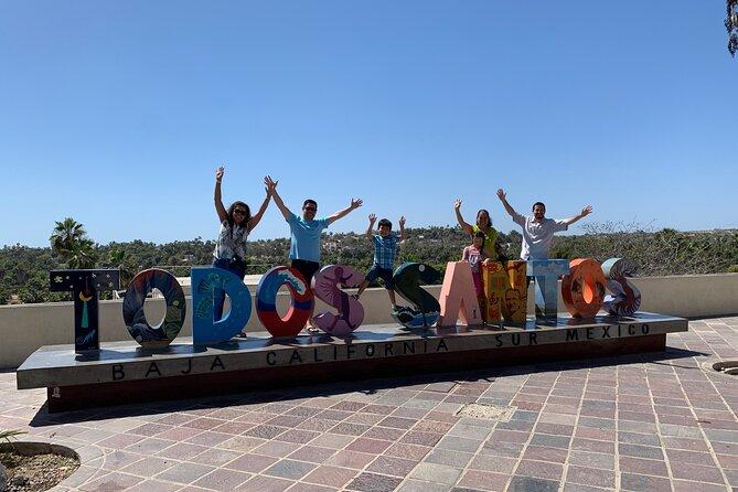 Private Day Tour in Todos Santos from San José del Cabo