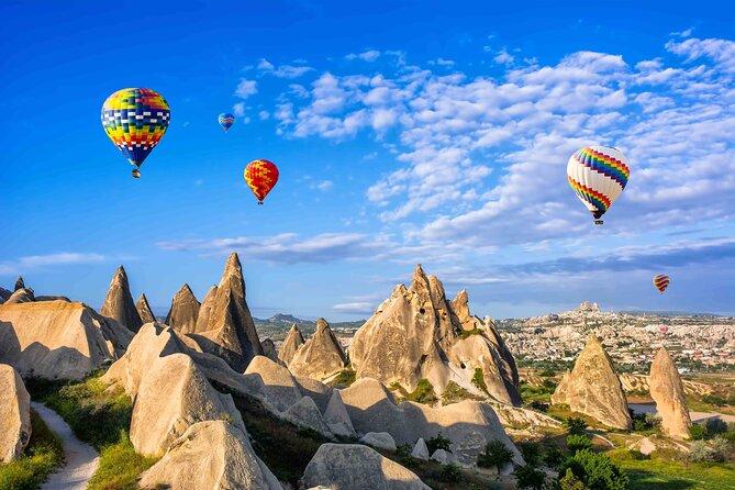 8 Days Package: Breathtaking Turkey Tour