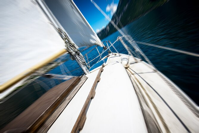 Aperitif on a Sailing Boat