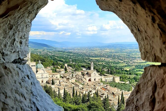 Assisi Highlights with Wine and Food Tasting