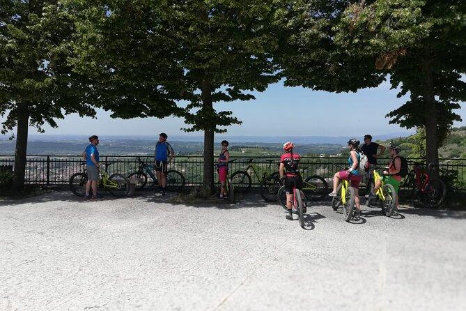 The Sunset Verona e-bike tour: Hills & the city