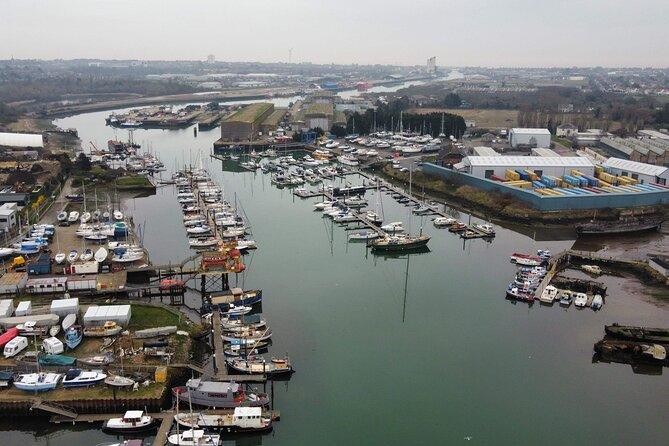 Lowestoft Harbour Tour