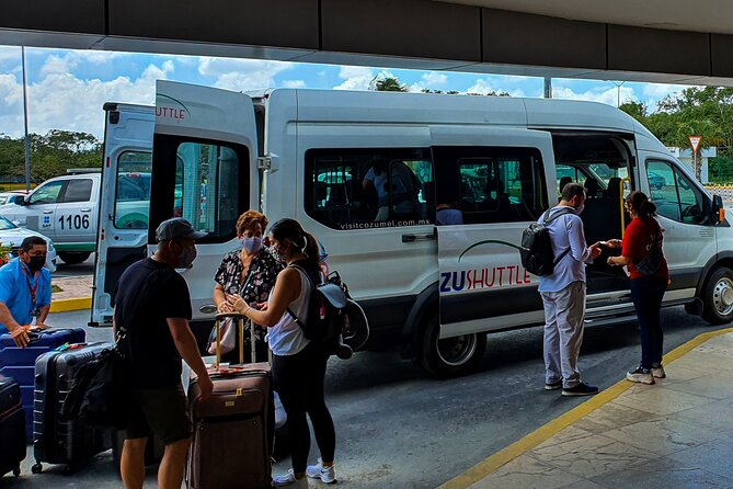 Cozumel: Private Transfer (Airport or Ferry Terminal to Hotel)