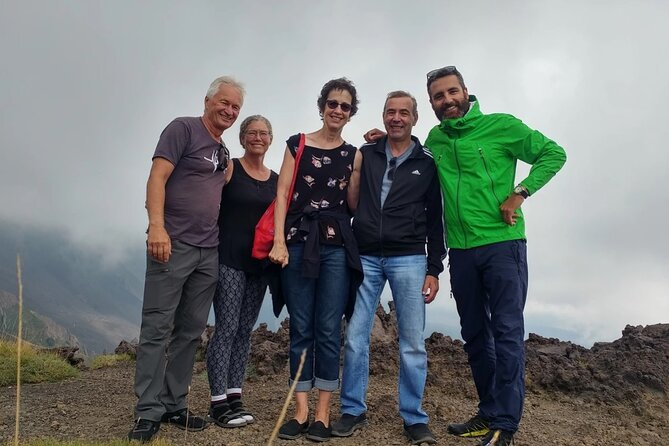 Full-Day Private Mount Etna Experience from Siracusa
