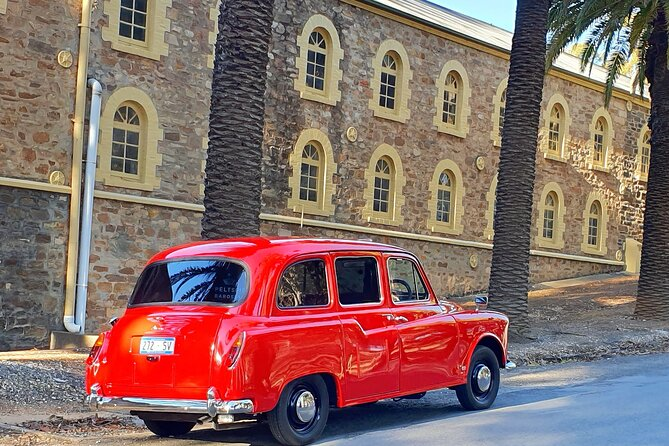 Half-day Private Barossa Valley Tour by Red Cab from Tanunda