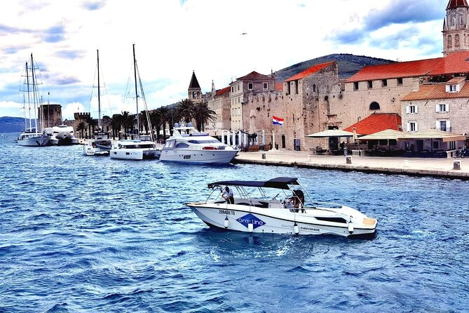 Blue Cave, Vis and Hvar Island Hopping Small Group Tour by Grayline Croatia