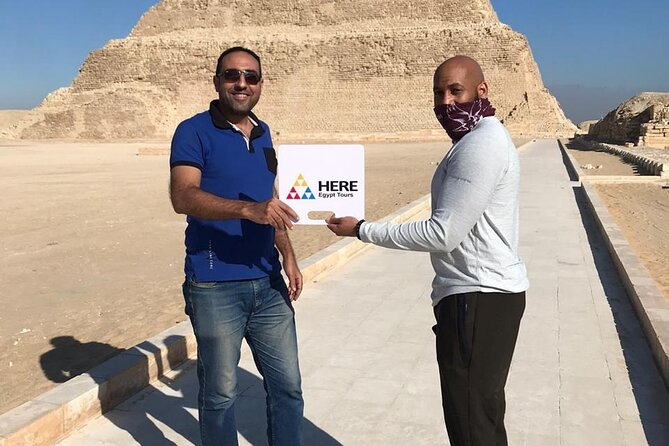 Amazing Private Guided Day Tour to Cairo from Hurghada by Private Coach