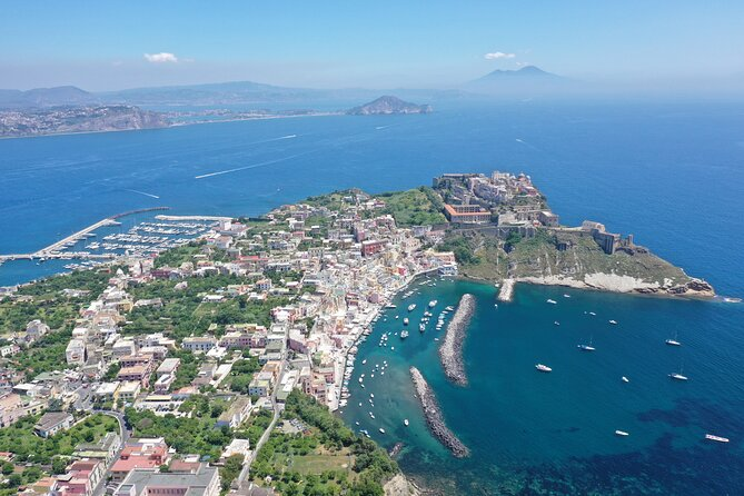 Procida Italian Capital of Culture 2022: boat tour of the island from Naples